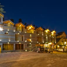 The Holiday Resorts, Cottages & Spa, Manali