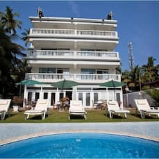 Safira River Front Resort, Goa