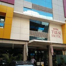 Hotel Tulsi Exotic, Bhopal
