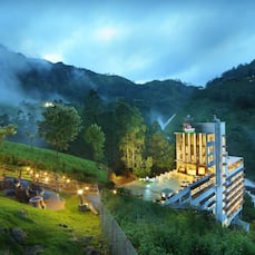 Blanket Hotel & Spa, Munnar