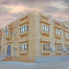 Hotel Marina Mahal With Swimming Pool, Jaisalmer
