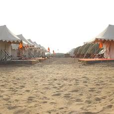 Hotel Dolatghar Desert Camp, Jaisalmer