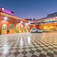 Hotel Hari Bhawan Palace, Bikaner