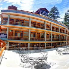 Hotel Holiday Home International, Manali