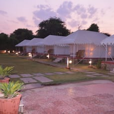 The Rajbagh Resort, Ranthambore