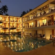 The Ocean Park, Goa