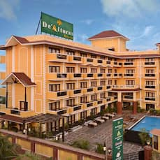 De Alturas Resort In Goa