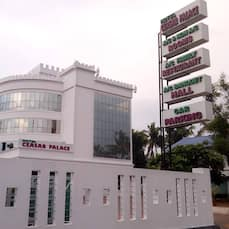 Ceasar Palace Hotel, Athirapally