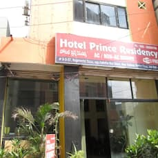 Hotel Prince Residency, Hyderabad