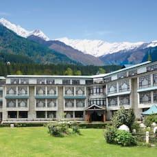 Hotel Chandermukhi, Manali