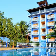 Mayflower Beach Resort, Goa
