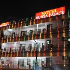 Hotel Surya Palace, Chandigarh