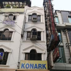 Hotel Konark DX @ New Delhi Railway Station, New Delhi