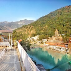Hotel Ishan - Riverside Retreat, Rishikesh