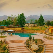 Sitabani Jungle and Spa Resort, Corbett
