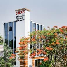 Treebo CMKS Gulmohar Suites, Cochin