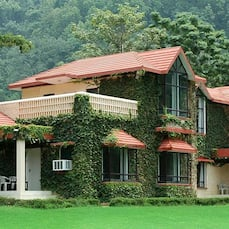 WelcomHeritage Corbett Ramganga Resort, Corbett