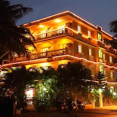 Alagoa Beach Resort, Goa