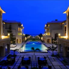 The Chariot Resort & Spa, Puri
