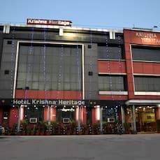 Hotel Krishna Heritage, Haridwar