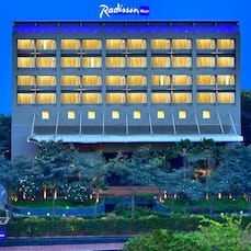 Radisson Blu Bengaluru Outer Ring Road, Bangalore