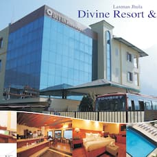 Hotel Divine Resort, Rishikesh
