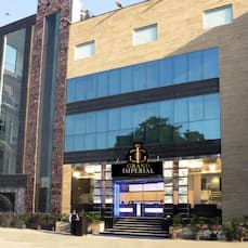 Hotel Grand Imperial, New Delhi