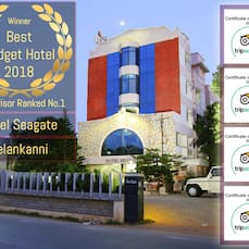 Hotel Seagate, Velankanni
