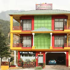 Moon Walk Residency, Mcleodganj
