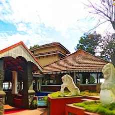 Porcupine Castle Resort, Coorg