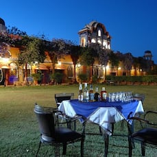 Bundelkhand Riverside Resort, Orchha