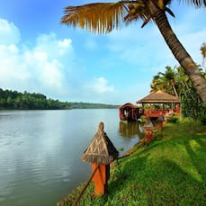 Fragrant Nature Backwater Resort & Ayurveda Spa, Kollam