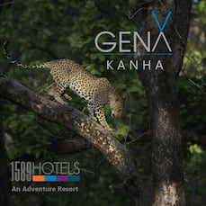GenX Kanha By 1589 Hotels