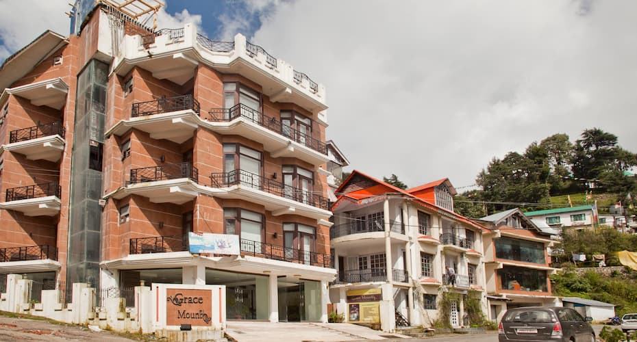 Grace Mount Hotel, Khajjiar Road,