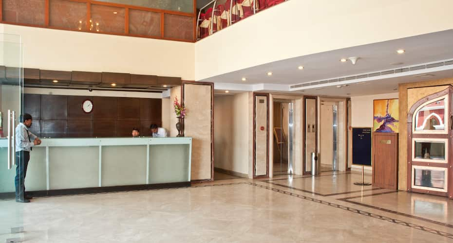 Hotel AJ International, Infantry Road,