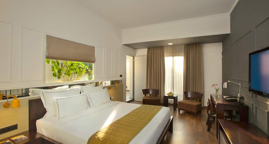 Escape Hotel and Spa, Indira Nagar,