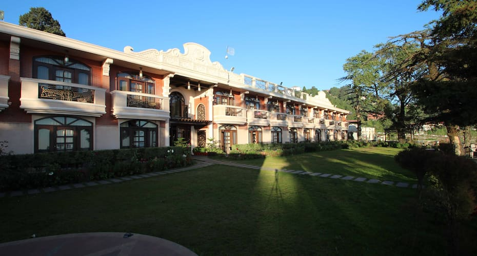 The Golden Palms Hotel & Spa, Sylverton, Mall Road,