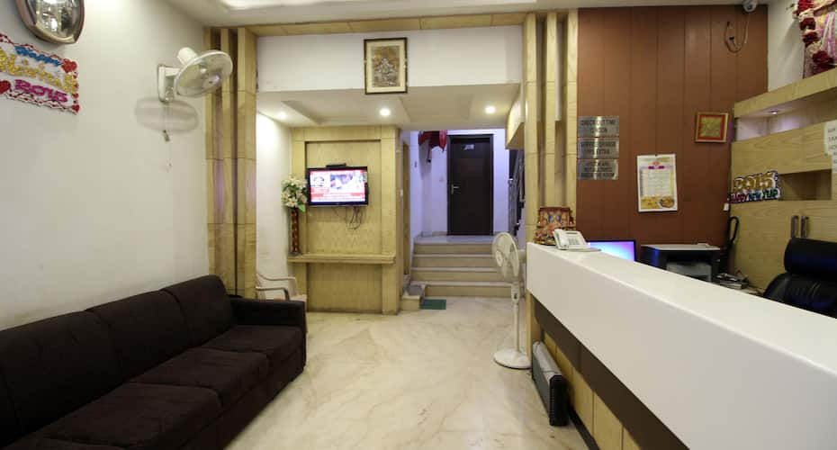 Hotel Sudershan Palace, Connaught Place,