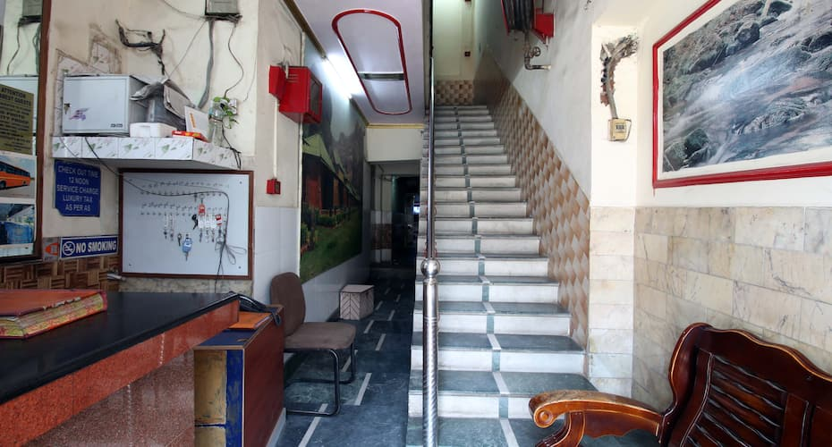 Hotel Step In International Dx, Paharganj,