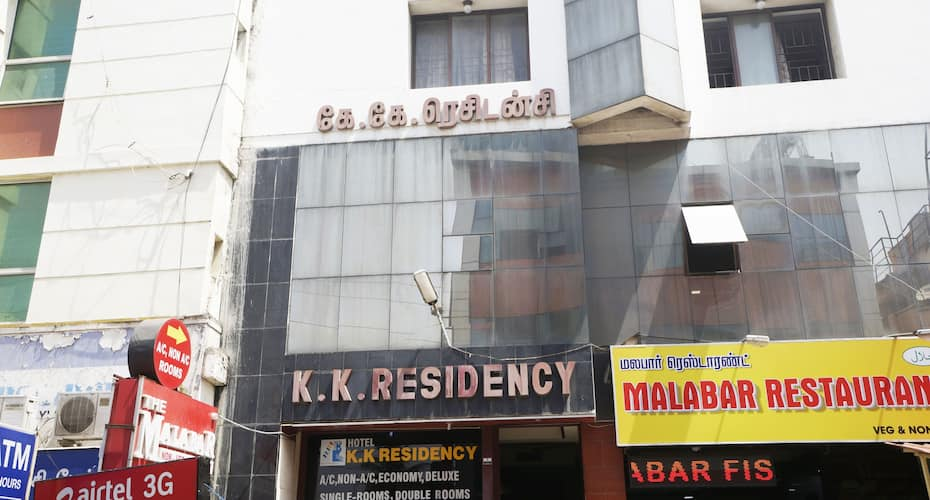 Hotel K K Residency, Geetha Hall Road,