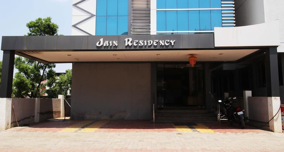 Jain Residency, Near Temple,