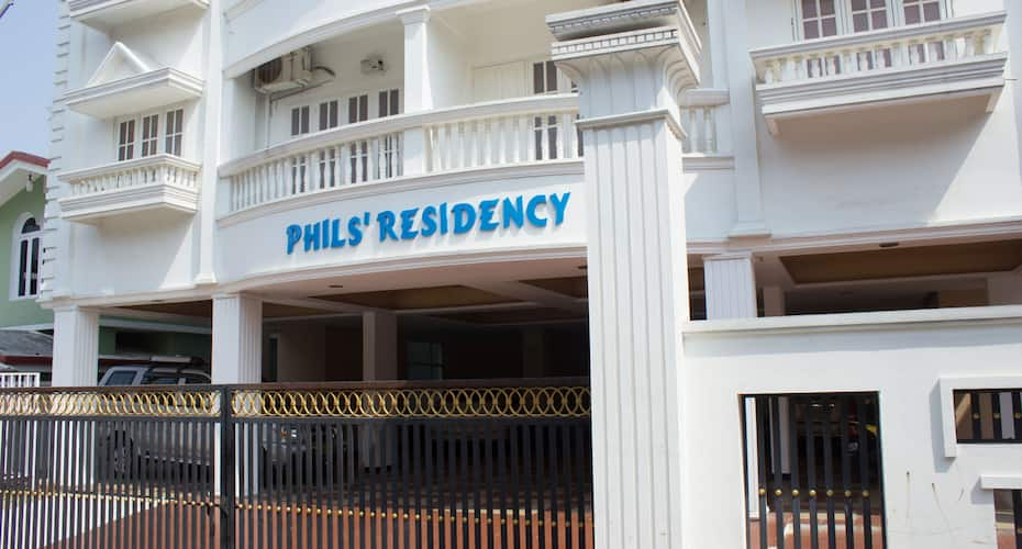 Phils Residency and Banquets, Fort Kochi,