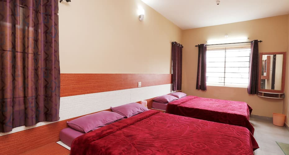 SR Residency, Mysore road,