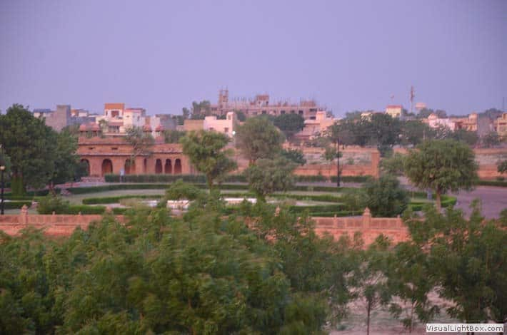 Hotel Palace View, Lalgarh Palace Campus,