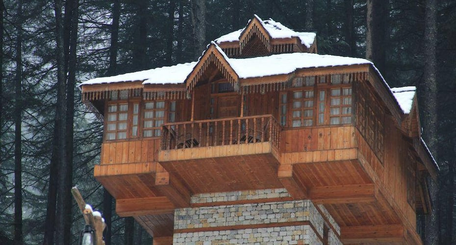 The Himalayan Village, Manikaran Road,
