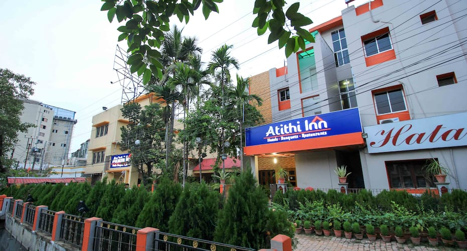 Atithi Inn, V I P Road,