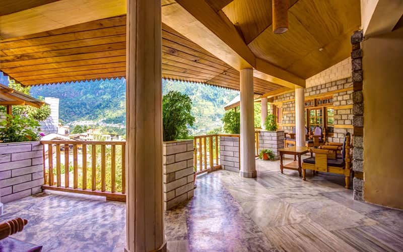 Himalayan Country House, Old Manali,