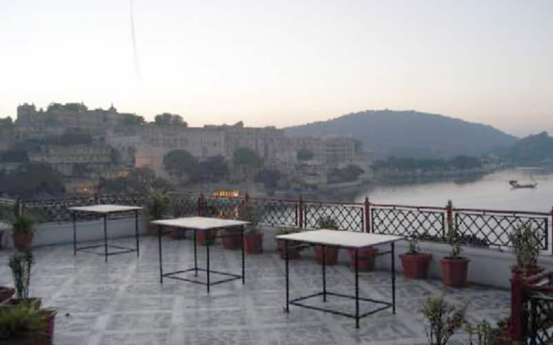 Wonder View Palace, Lake Pichola,