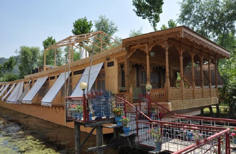 Royal Group of Super Deluxe Houseboats, Nehru Park,