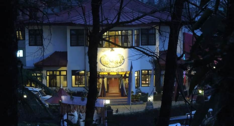The Elgin Norkhill, Gangtok, Nam Nang Road,